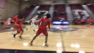 Denver East (CO) emerges victorious in matchup against Prestonwood Christian (TX), 67-58