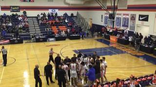 Bishop Gorman (NV) victorious over Orange Lutheran (CA), 73-67