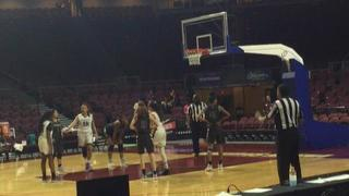 Sierra Canyon (CA) picks up the 65-29 win against Redemption Christian (NY)