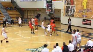 Pacifica Christian Tritons 76 Silverton Foxes 66