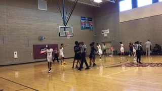 Durango (NV) steps up for 64-63 win over Central (CA)