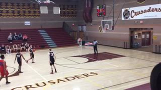Juneau Douglas getting it done in win over Green Valley (NV), 61-52
