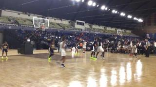 Good Counsel High School gets the victory over Summit Academy, 42-35
