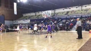 Roland Park Country School gets the victory over Pickerington Central High School, 60-51