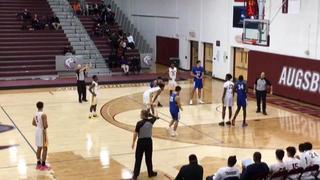 Hopkins defeats St. Paul Como, 91-32