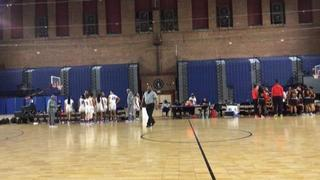 Pikesville High School defeats North Point High School, 54-53