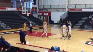 Totino-Grace with a win over Big Lake, 61-55