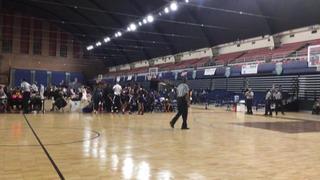 CH Flowers High School defeats Anacostia High School, 53-35