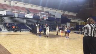 Saint Laurent High School getting it done in win over Frederick High School, 55-36