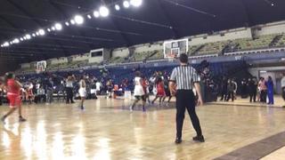 Coppin Academy triumphant over Franklin High School, 53-49
