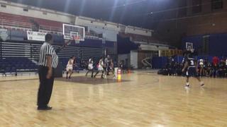 North Point High School defeats Paul Robeson High School, 47-44