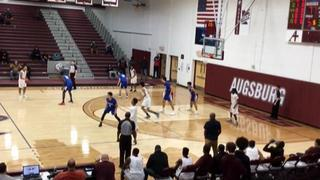 Hopkins defeats St. Paul Johnson, 77-35