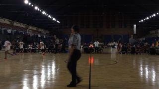 Dunbar High School defeats Douglas High School, 42-36