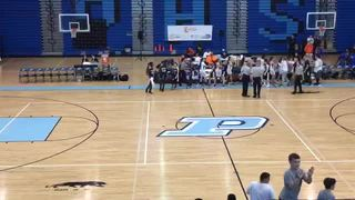 Gulliver Preparatory Raiders wins 62-34 over Ferguson Falcons