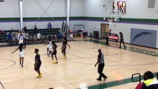 Keenan - SC puts down Airport - SC with the 54-48 victory
