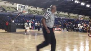 Oxon Hill High School defeats Anacostia High School, 38-16