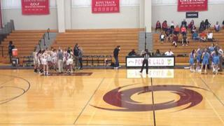 Wilson Hall - SC gets the victory over Porter Gaud - SC, 58-51