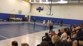 Susan Wagner picks up the 62-51 win against St. John the Baptist