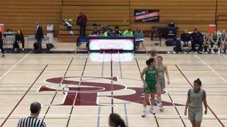 Archbishop Mitty (CA) picks up the 90-48 win against Woodinville (WA)