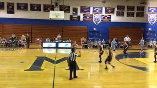Notre Dame NJ 56 Notre Dame NY 36