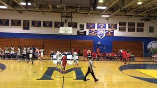 American History NJ wins 64-54 over New Rochelle NY