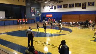 Frankford PA emerges victorious in matchup against Martin Luther King NY, 55-50