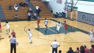 Flagler Palm Coast (Palm Coast) emerges victorious in matchup against Centennial (Port St. Lucie), 50-43