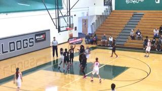 Centennial (Port St. Lucie) emerges victorious in matchup against Hialeah, 58-40