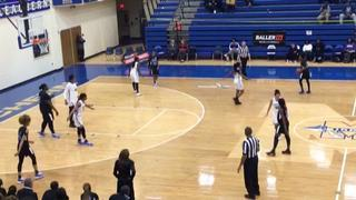 Westlake (GA) getting it done in win over Rufus King (WI), 63-57