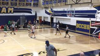 Las Vegas Prospects with a win over Utah Mountain Stars, 48-46