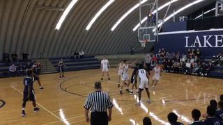 La Lumiere School defeats Harlan Community High School, 89-36