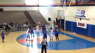 Dwyer steps up for 50-48 win over IMG Academy