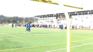 FSP Freshman puts down Heir Football Academy with the 21-7 victory