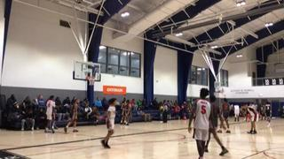 Team Takeover Oladipo emerges victorious in matchup against Team Melo, 53-40