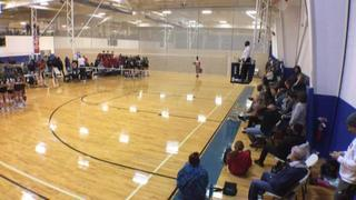 Things end all tied up between Tsunami S161E Del and TPV 16-Alpha, 1-1