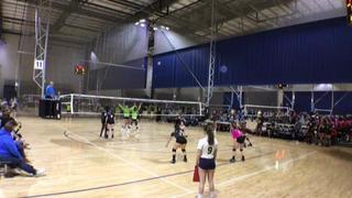 NAVC 16-1 Damien wins 2-0 over NASA Crimson 161
