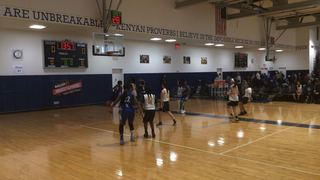 Maryland Shooting Stars wins 59-20 over Bay State
