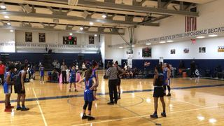 MD Belles gets the victory over MCW Starz, 43-36