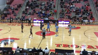 Blair Academy wins 50-44 over Westtown