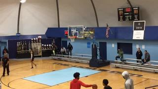Potter's House Christian Academy picks up the 89-84 win against The Rock