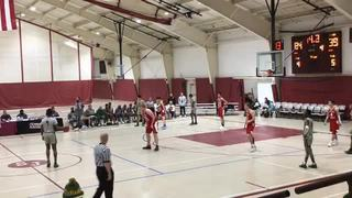 Woodrow Wilson High School puts down Scotland Campus Basketball with the 84-39 victory