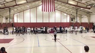 Lincoln Academy emerges victorious in matchup against Riverdale Baptist, 77-51