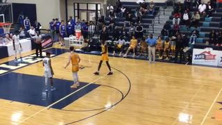 Huntington Prep defeats Berkeley Prep, 45-43