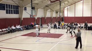 Our Savior New American School wins 92-81 over First Love Christian Academy