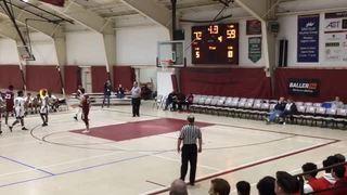 Riverdale Baptist 72 Saint James School 59