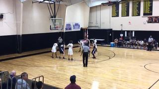American Heritage steps up for 75-39 win over Palmer Trinity School