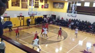 Long Island Lutheran with a win over Hudson Catholic, 74-36