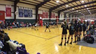 Things end all tied up between Stingray VBA 14 Adidas (OK) and AsicsWillowbrook14Black (LS), 1-1
