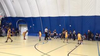 All Ball (FL) 42 TJ Lakers (MD) 39