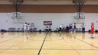 Sumner Basketball Academy with a win over Lakeridge Pacers, 64-56